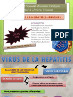 8º GRUPO - Hepatitis y Priones