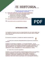 BREVE HISTORIA DE LOS BAUTISTAS, Prof. Julio Díaz Piñeiro