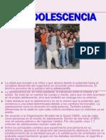 Adolescencia Catolica