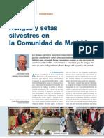 AF3 Hongos y Setas Silvestres en La Comunidad de Madrid R