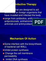 Anti Infective Therapy