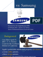 Apple vs Samsung (a lawsuit analysis)