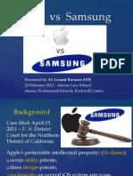 Apple vs Samsung (a lawsuit analysis)