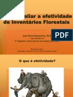 Como Avaliar a Efetividade de Inventarios Florestais