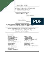 MSFT Oracle Brief