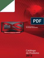 DS CATÁLOGO DE PRODUTOS 2013
