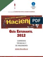 Nueva Guia Estudiantil 2012 Julio Mod