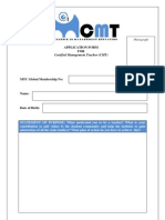 CMT Form- MTC Global