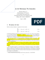 (2) Analisis Sistemas No Lineales
