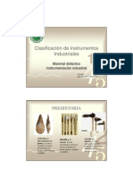 P1 Clasificacion de Instrumentos