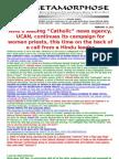 Ucan Confirms It Favours Women Priests