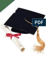 Lineamientos para el Proceso de Graduación 2013