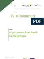 QREN TVCOM Arquitectura Funcional da Plataforma 1.2.pdf