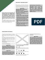 Slk r170 Manual | Seat Belt | Automobile Safety