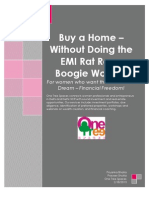 Buy a Home - Without Doing the EMI Rat Race Boogie Woogie