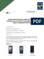 Oferta Telefonia Movil Para Socios Augc