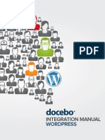 Piattaforma E-Learning Docebo - Plugin Integrazione WordPress