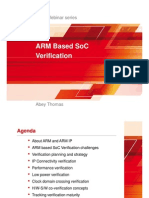 ARM Based SoC Verification_v1