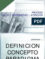 Proceso Salud Enfermedad Atencion Mbh 2013 PDF