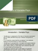 Variable Pays Backgrnd
