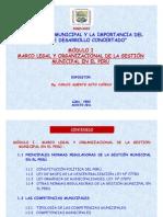 8VO ENLACE INTERESANTE Marco Legal Organizacion Pdc