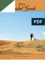 Bridal Guide 2013