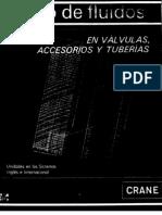 CRANE´S Valves, Pipes & Fittings