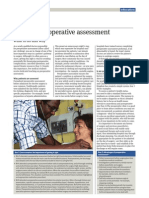 Surgical Preoperative Assessment - What to Do and Why? Student BMJ