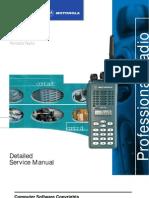 Manual Motorola Pro3150