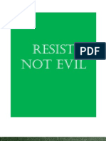 31405834 Resist Not Evil