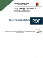 Información Relevante 2012
