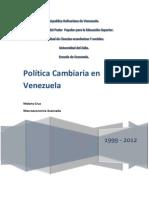 politica cambiaria.docx