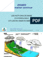 Notions de Base d'Hydrologie Utile en Assainissement