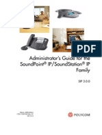 Polycom IP phone Admin Guide