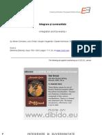 Integrareşisuveranitate «IntegrationandSuveranity» byAdrianCioroianu;LiviuOrnea;VarujanVosganian;ClaudeKarnoouh;StelaGiurgeanu