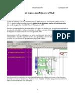Generación de redes lógicas con Primavera TSLD