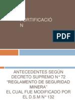 CLASE DE FORTIFICACIÓN