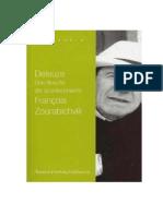 Zourabichvili, François - Deleuze una filosofía del acontecimiento