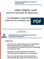 SIL – Safety Integrity Level