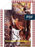 Manual da Santa Missa - demo