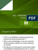 M3 Gerenciamento Servicos ITIL Welinton Parte 1
