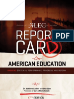 Report Card on American Education: