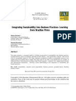 5-Integrating Sustainability Into Business Practices Learning From Brazilian Firms