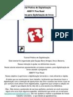 Tutorial de digitalização Bez e Ana