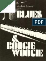 Manfred Schmitz - Blues & Boogie Woogie - 1979