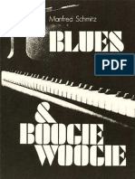 Manfred Schmitz - Blues & Boogie Woogie - 1979