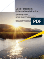 Good Petroleum International Limited
