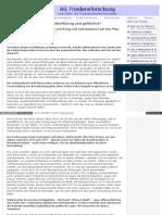 NSU - Der Verfassungsschutz ist überflüssig und gefährlich - ag_friedensforschung_de
