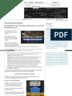 NWO-Elite - Der Fahrplan in den Untergang - Schachmatt für die Menschheit - stopesm 2013