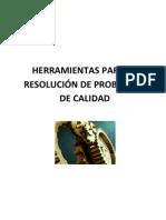 HERRAMIENTAS PARA RESOLUCIÓN DE PROBLEMAS